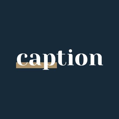 Caption